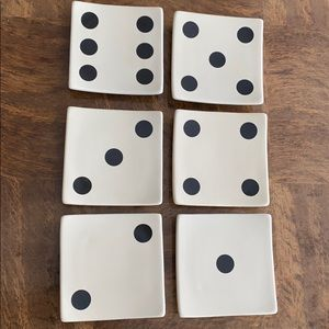 Restoration Hardware Lucky Dice Hors d'oeuvre